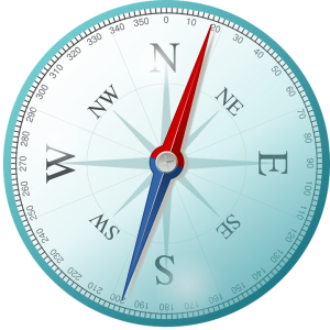 Kompass - Anfahrt