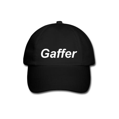 Gaffer-Cap - Standard - Baseballkappe, 100% Baumwolle, Marke: Beechfield - Das SARDOG-Gaffer-Cap, Diese klassische Baseballkappe hat einen verstellbaren Metallverschluss und ein zentriertes Frontpanel ohne Naht. Material: 100% Baumwolle.