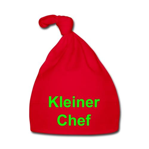 """Kindermütze: """"Kleiner Chef"""" - Weiche Mütze für Babys, 100% Baumwolle, Marke: Sonar - Wintermütze für den """"kleinen Chef"""" - Die kuschelig warme Wintermütze aus 100% Acryl. Einheitsgröße, passt sich mit der Zeit gut der Kopfgröße des Trägers an."""
