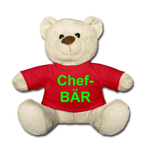 Bärengut: Der Chef-BÄR - Teddy in hellem, samtigem Plüschfell, mit einem bedruckbaren T-Shirt bekleidet, 100% Polyester, Marke: Toys Tower - Der Chef-BÄR Für große und kleine Schmusebären: niedlicher Kuschelteddy mit Knopfaugen und einem kleinen T-Shirt bekleidet. Unter dem Shirt trägt er helles, samtig-weiches Fell und bringt es auf ganze 20 cm Sitzhöhe (mit Ohren). Wir empfehlen ihn als Kuscheltier, besten Freund oder Bettsitzer. 100% Polyester.